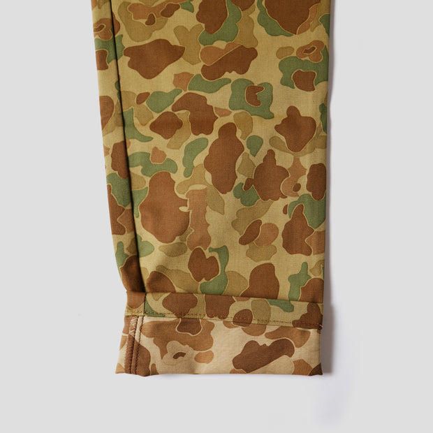 Work Pant - Double Sided Camo - Green