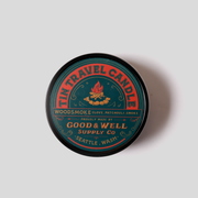 Good & Well - Woodsmoke Travel Candle