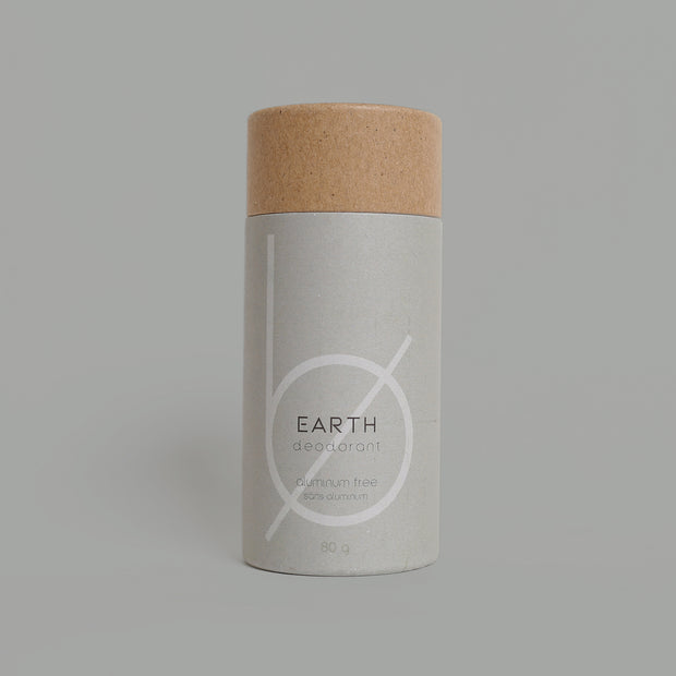 Bottle None - Earth Deodorant