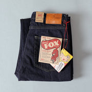 Women's The Classic - Brown Fox Selvedge
