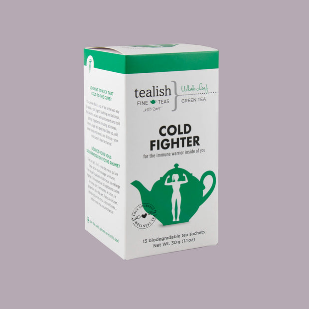 Tealish - Cold Fighter Tea