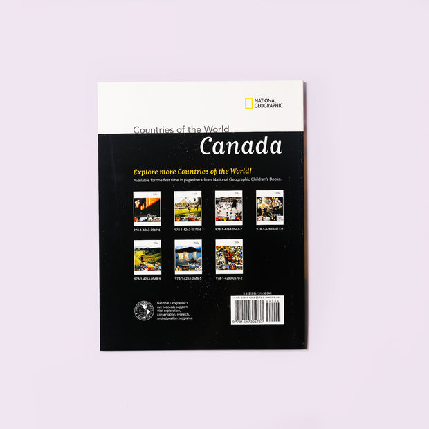 Nat Geo Countries of The World: CANADA