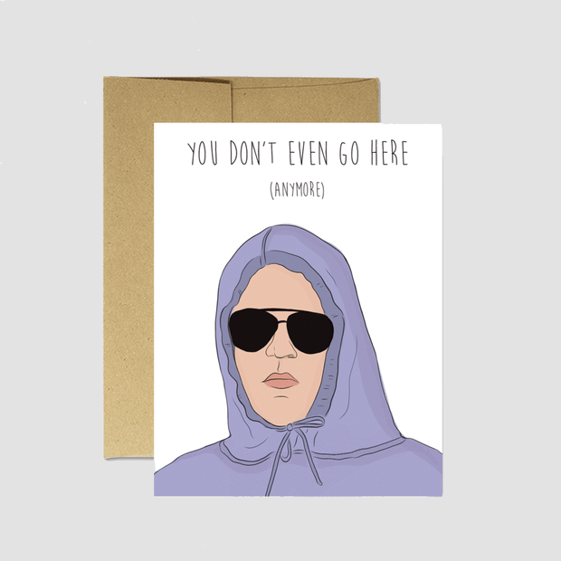Damian Mean Girls Card - Party Mountain Paper Co.