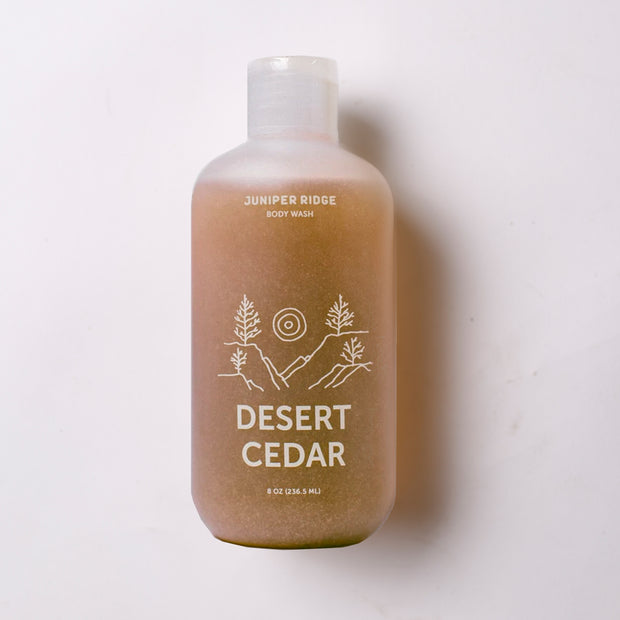 Juniper Ridge - Backcountry Body Wash - Desert Cedar