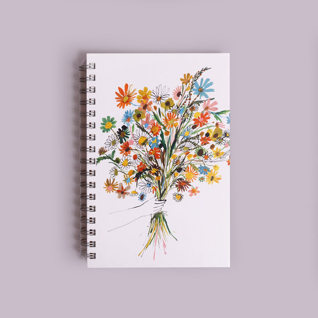 Flowers For You Journal
