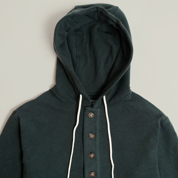 Bamboo Camping Hoodie - Spruce