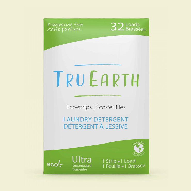 Tru Earth Laundry Detergent - Fragrance Free