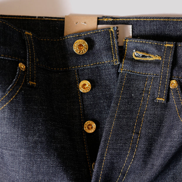 Women's The Classic - Real Gold Selvedge - Indigo