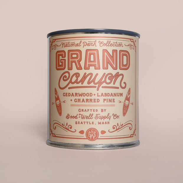 Good & Well - Grand Canyon Candle Pint