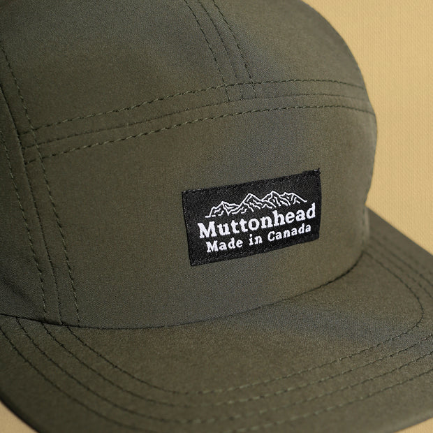 Weatherproof 5 Panel - Lightweight Softshell Olive