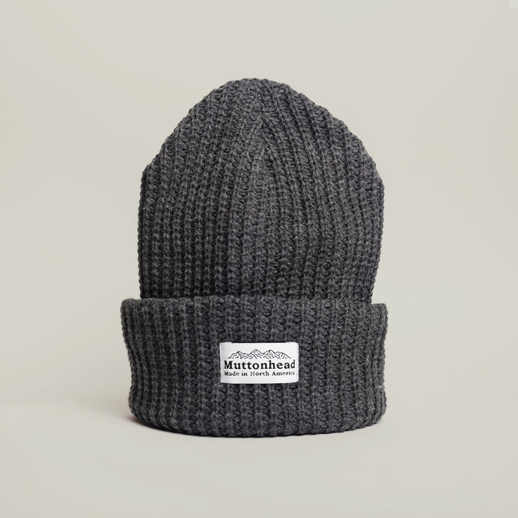 Chunky Toque - Charcoal