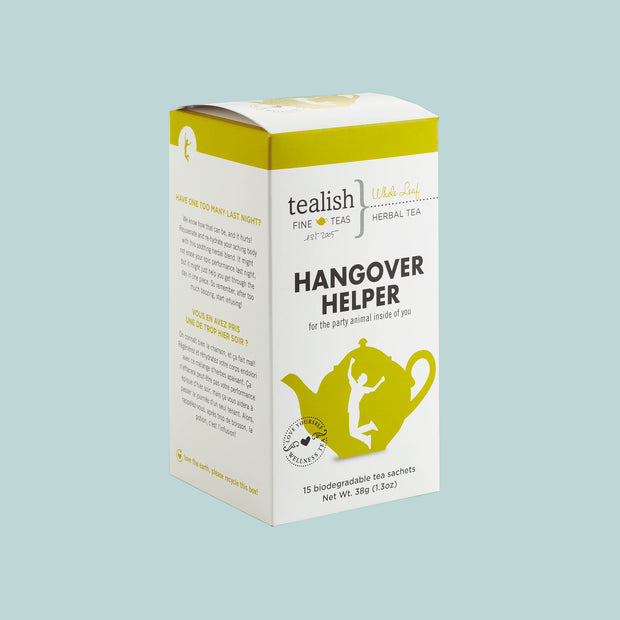 Tealish - Hangover Helper Tea