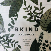 BKIND Bath Mix - Herbal