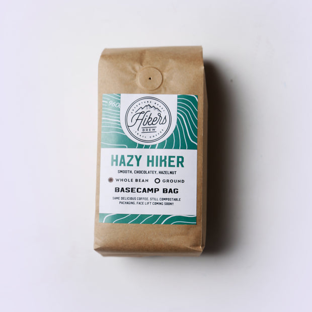 Base Camp Coffee - Hazy Hiker