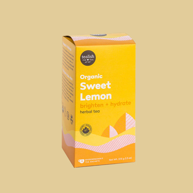Tealish - Organic Sweet Lemon Tea