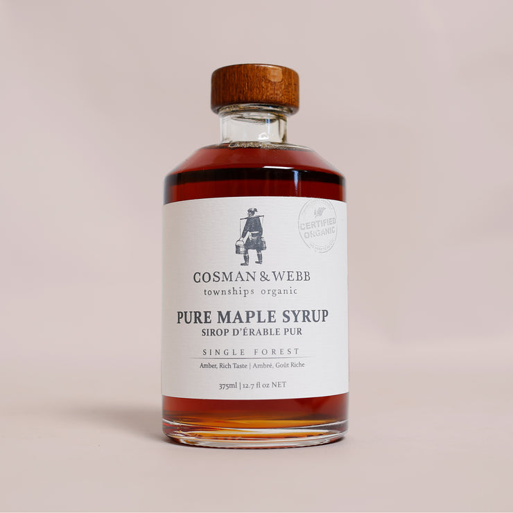 Cosman & Webb Townships - Organic Maple Syrup 375 ml