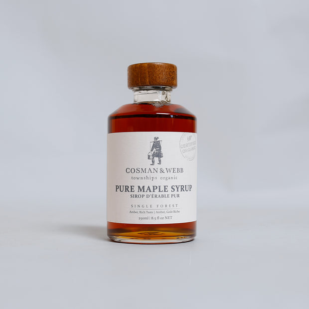 Cosman & Webb Townships - Organic Maple Syrup 250 ml