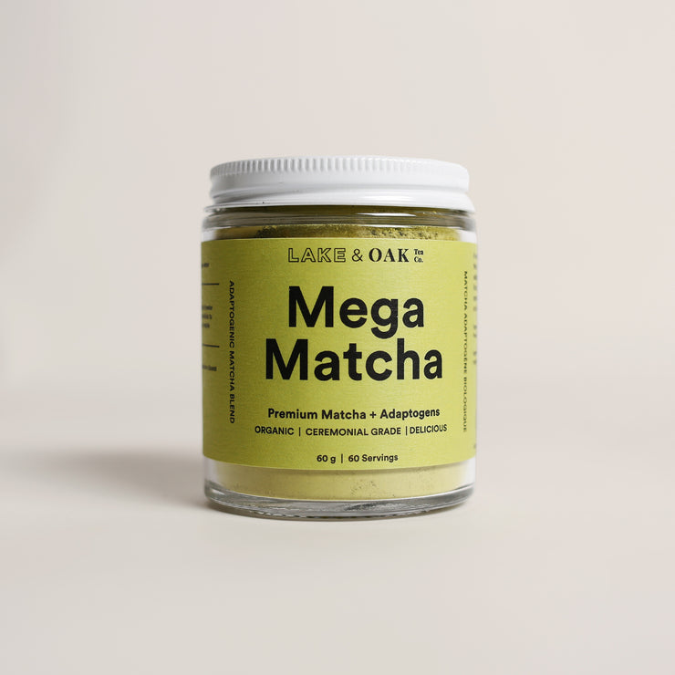 Lake & Oak - Mega Matcha