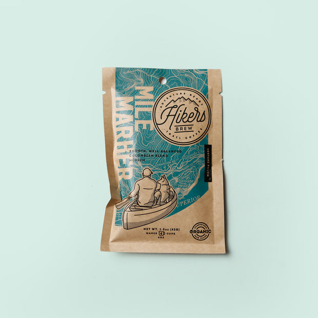 Base Camp Coffee - Mile Marker Pouch