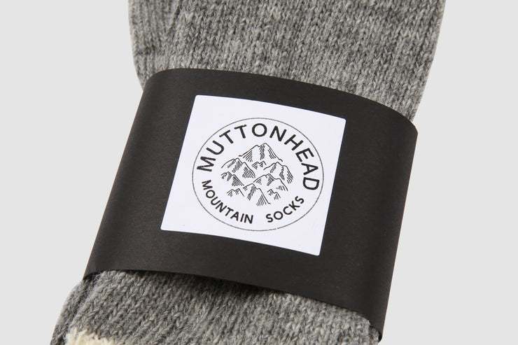Mtn Classic Socks - Navy Stripe