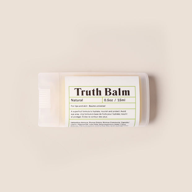Truth Balm - Natural