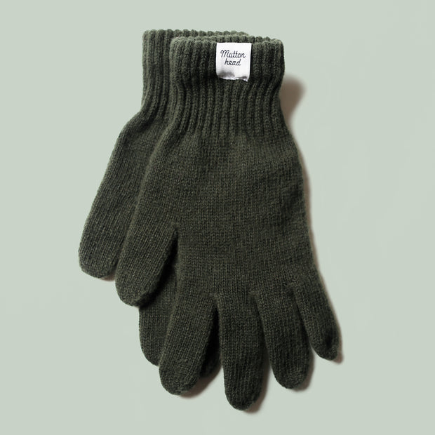Gloves - Dark Olive