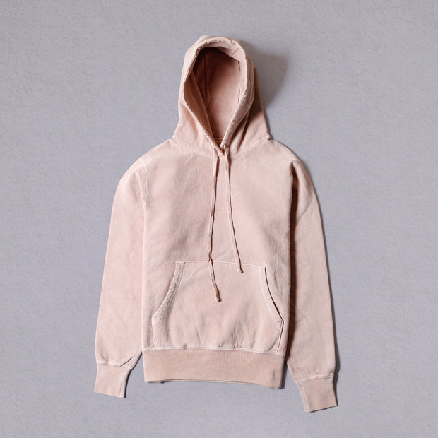 Pullover Cabin Hoodie - Washed Pink