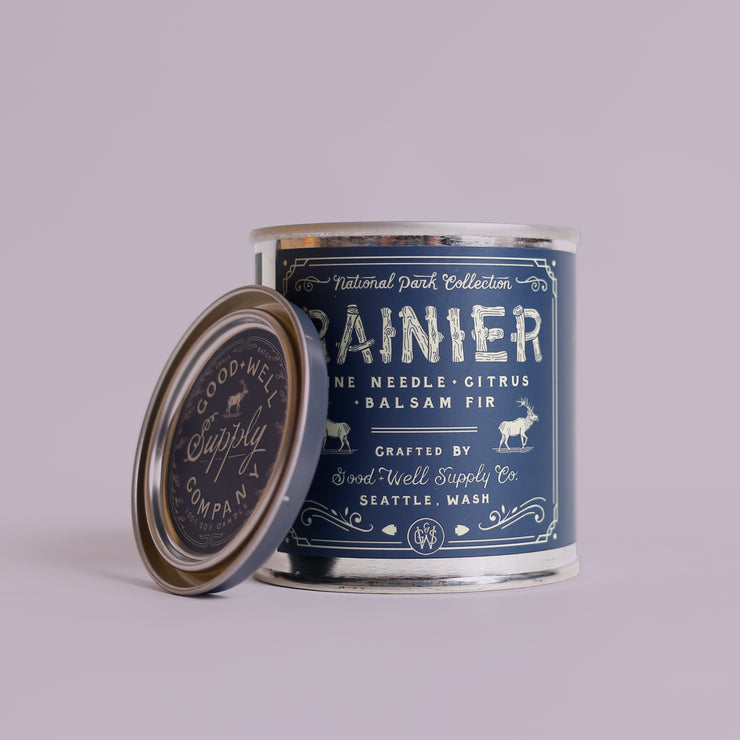 Good & Well - Rainier Candle 8oz