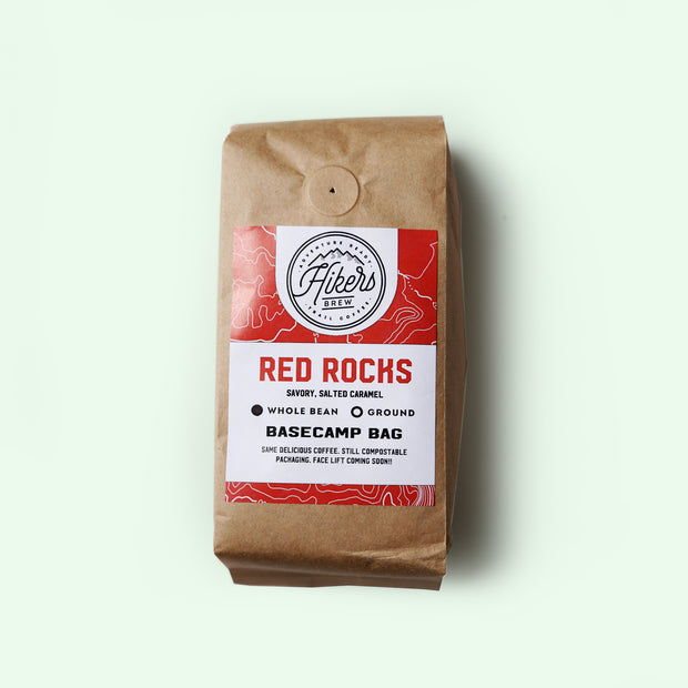 Base Camp Coffee - Red Rocks