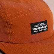 Weatherproof 5 Panel - Lightweight Softshell Rust