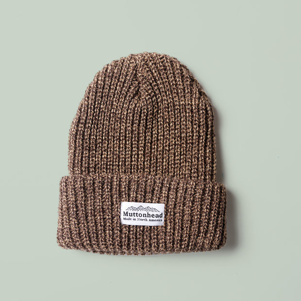 Chunky Toque - Rust Mix