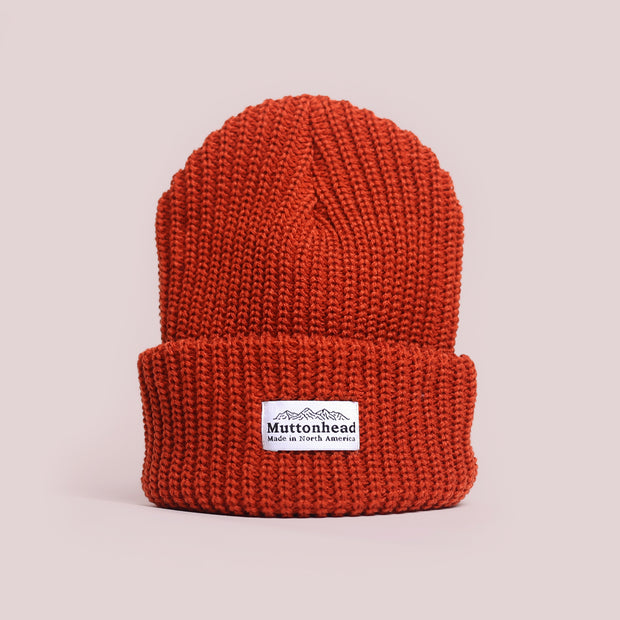Chunky Toque - Copper