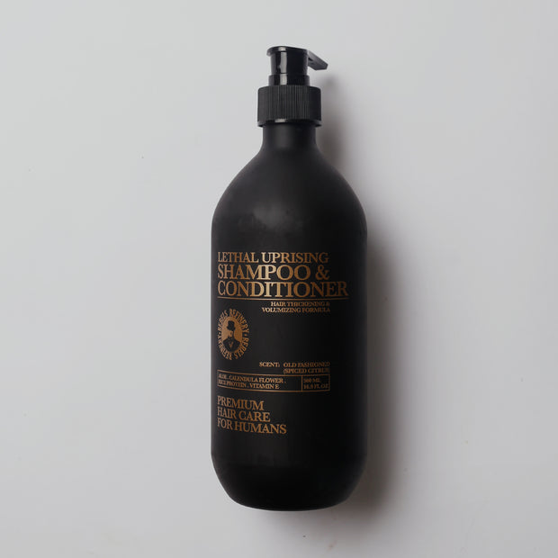 Rebels Refinery - Hair Thickening & Volumizing Shampoo & Conditioner