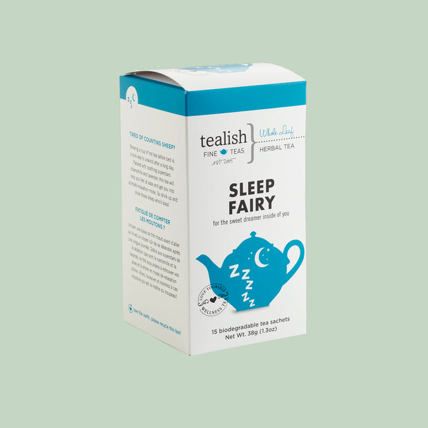 Tealish - Sleep Fairy Tea