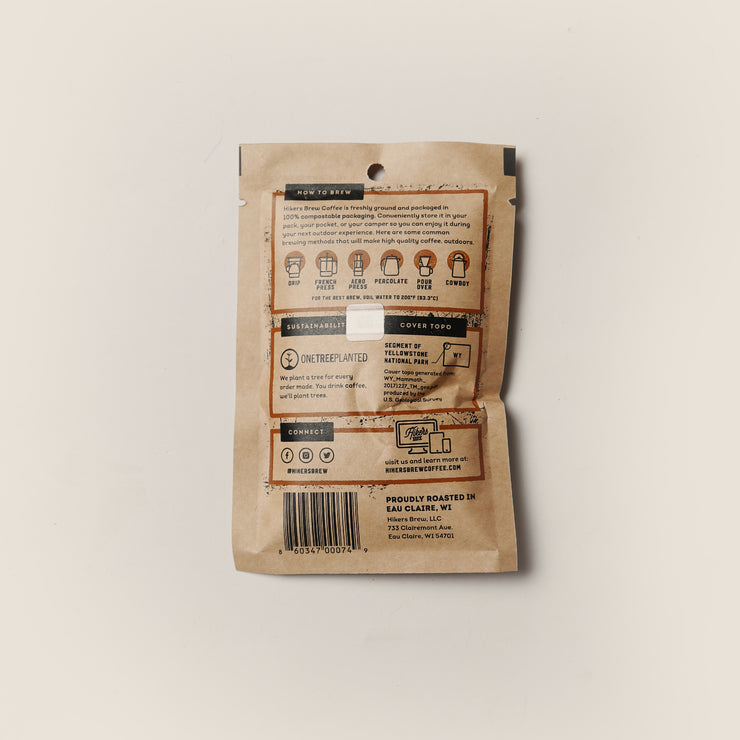 Base Camp Coffee - S'mores Pouch