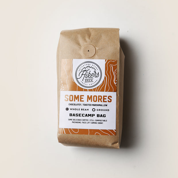 Base Camp Coffee - S'mores