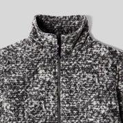 Alpine 1/4 Zip  - Arctic Speckle Polar Fleece