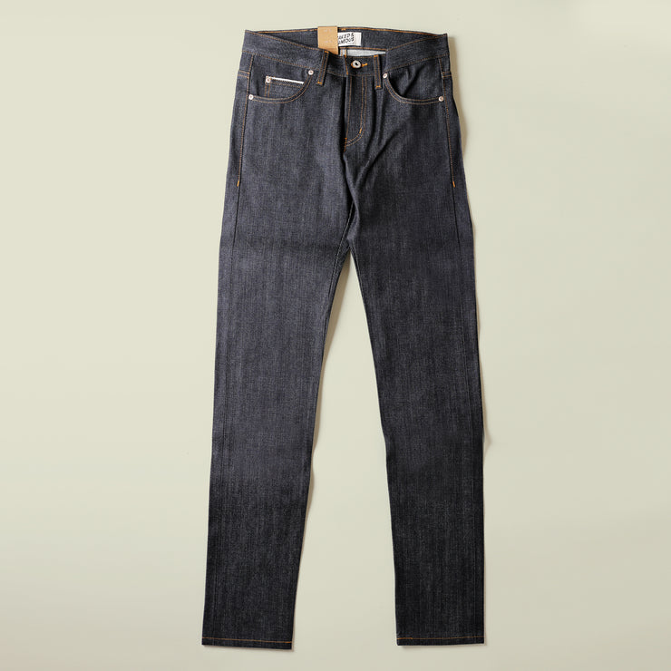 Super Guy - Left Hand Twill - Indigo