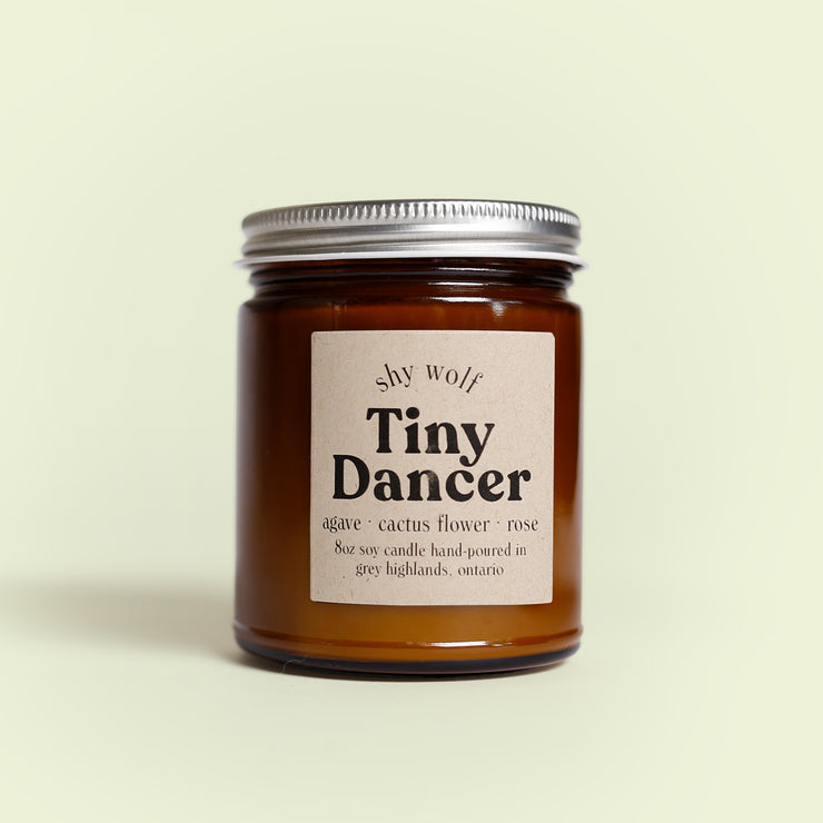Shy Wolf Candles - Tiny Dancer