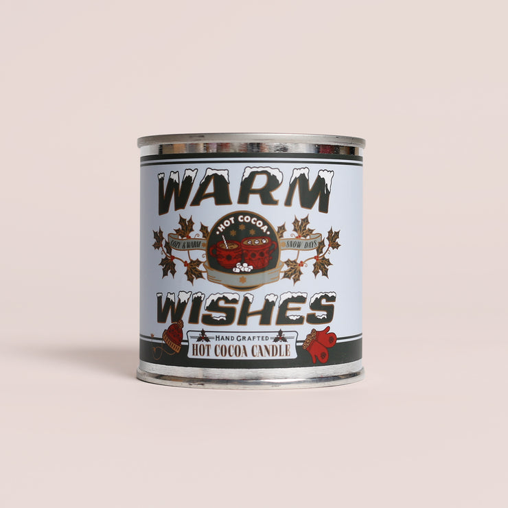 Good & Well - Warm Wishes Candle 8oz