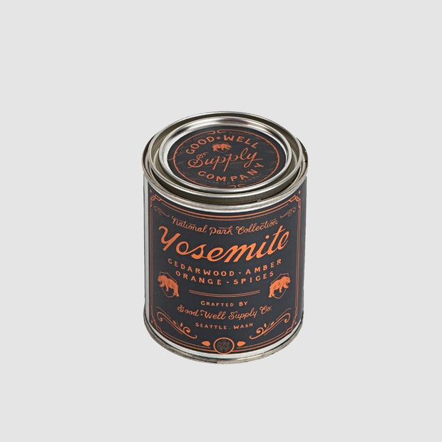 Good & Well - Yosemite Candle 8oz