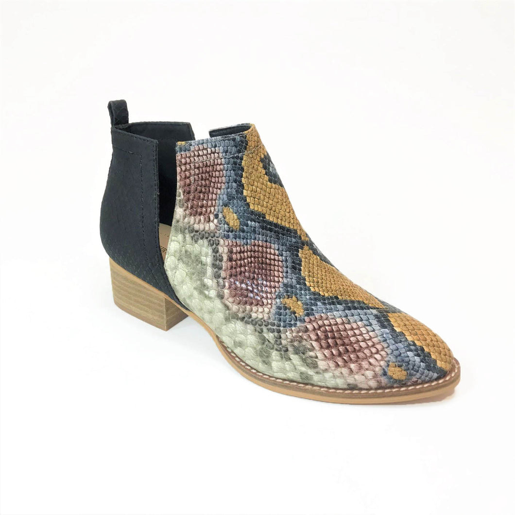 AVERY SNAKE BOOTIE