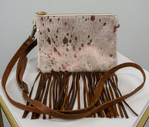 ROSE GOLD CROSSBODY
