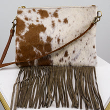 Load image into Gallery viewer, COCNAC FRINGE CROSSBODY