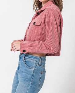 ROSE CORDUROY JACKET