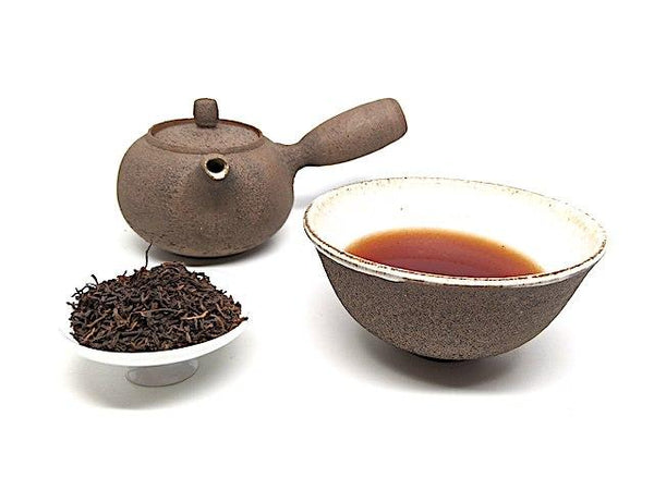 Shadow Mountain - Gong Ting Shou Puerh Late 90's - 2.5 oz.