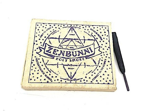 Zen Bunni Holy Smoke Box of Incense