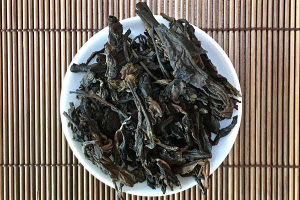 Tradition - Bulang Mountain Sheng Puerh Blend - 2 oz