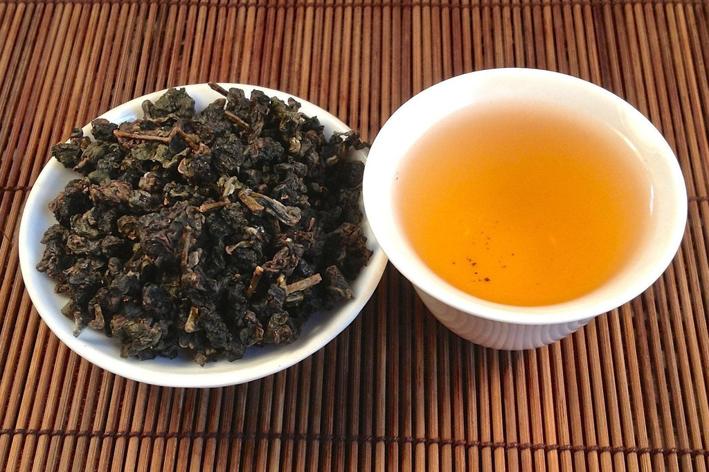 Bubbling Spring - Cui Yu Roasted Oolong - 2 oz