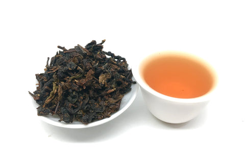 Peaceful Sleep - An Mian GABA Oolong - 2 oz.